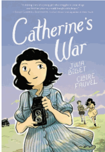 Graphic Novel ~ Historical Fiction
