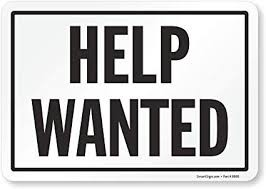 Help Wanted- Substitute Teachers