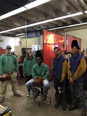 Welding Competition Held at Scotland High