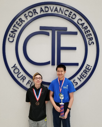 Alief ISD students advanced to state competitions for Skills USA.