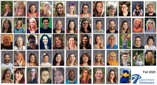 2020/21 Staff Directory