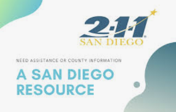 """211 San Diego """"Schedule a Drive up Testing Appt"""""""