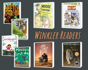 WORKING WONDERS WITH WINKER'S READERS!