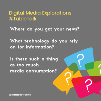 Digital Media Explorations Update: