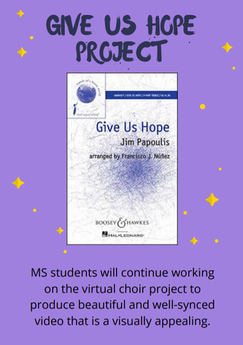 Give Us Hope Project