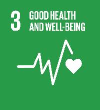 SDG #3 Good Health & Well Being - June 29 - July 3