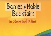 MCKINLY BOOK FAIR AT BARNES AND NOBLE