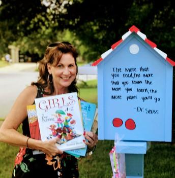 Mrs. Christine Dalton - .2 Reading Specialist