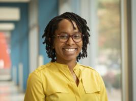Ajima Olaghere, Assistant Professor, Criminal Justice