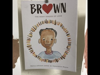 """""""Brown - The Many Shades of Love"""" Book Study"""