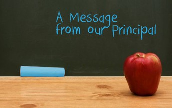 A Message From Principal Hernandez
