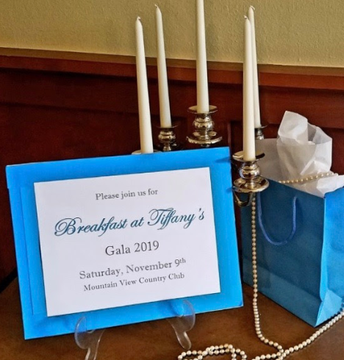 You're Invited to Breakfast at Tiffany's!