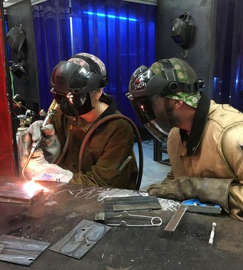 Professional Welding Program