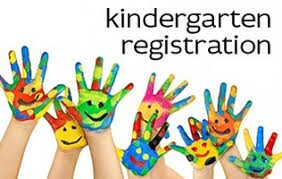 KINDERGARTEN REGISTRATION APPOINTMENTS THIS WEEK - WEDNESDAY AND THURSDAY