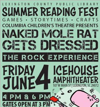 Summer Reading Fest
