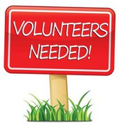 Volunteers Needed for Noon Duty & After School Crosswalk Support!