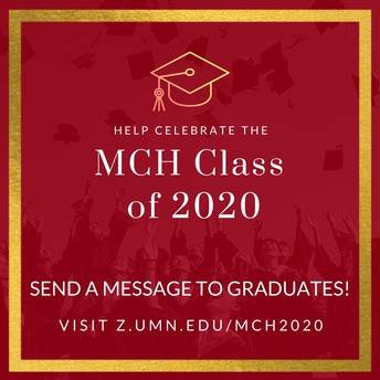 1. Support the MCH Class of 2020