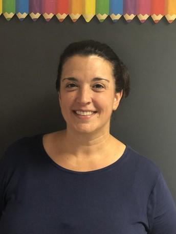 Meet our new kindergarten teacher....Miss Spuria