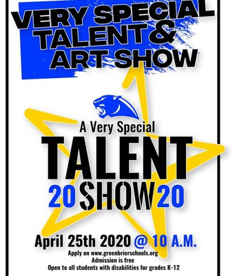 A Very Special Talent Show
