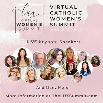 Virtual Catholic Women's Summit (LIVE)