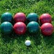 Lawn Games on Rawlings Green