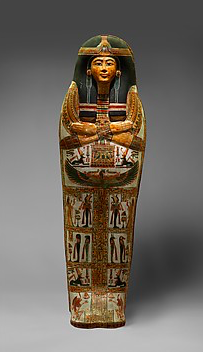 Outer Coffin of the Singer of Amun-Re, Henettaway