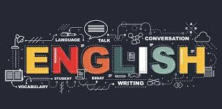 English Department graphic