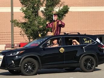 Chesterton High School Announces Graduation Parade on June 8