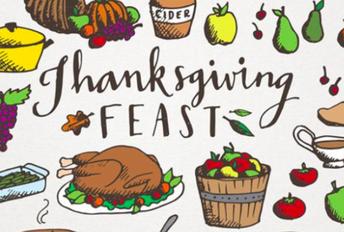 Thursday Thanksgiving Meal!