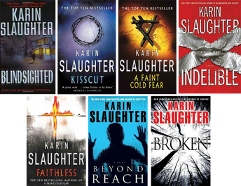 The Grant County Series by Karin Slaughter