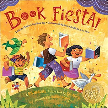 """Book Fiesta"" by Pat Mora"
