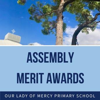 Merit Awards - this Friday, 21 May