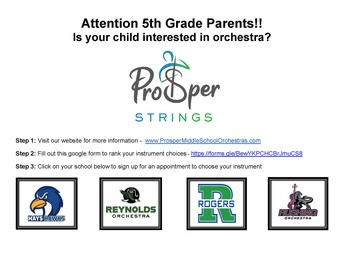Is Your 5th Grader Interested in Orchestra?