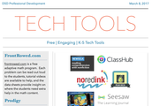 14 Tech Tools for the K-5 Classroom