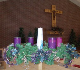 Advent Wreath and Candle Sale