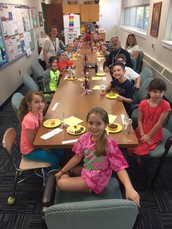 Summer Reading Winner Breakfast