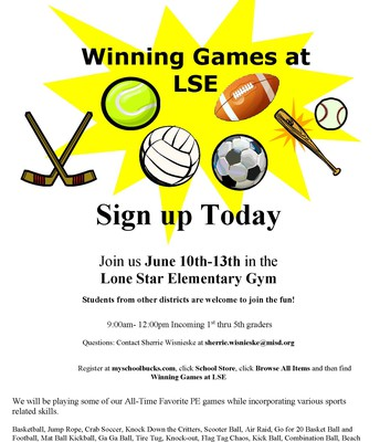 Winning Games at LSE