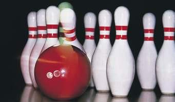 Bowling - 1st Grade - May 14th