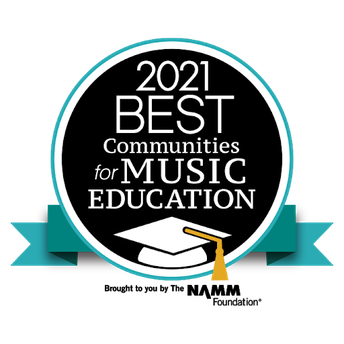 District 28 Music Program Receives  National Recognition