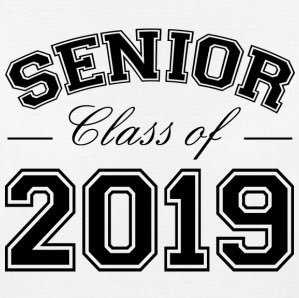 Attention all Seniors! Class of 2019!