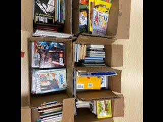 South Sound Book Donations!!!