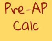Pre-AP Calculus