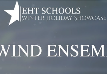 HIGH SCHOOL WIND ENSEMBLE - WINTER SHOWCASE