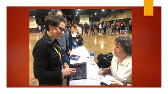 Author Signs 1000 Books
