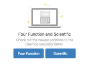 Four Function and Scientific