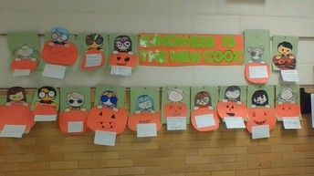 Kindness is Cool Bulletin Board