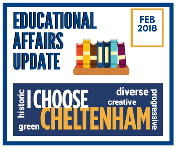 Stay Informed | February 2018 Educational Affairs Report