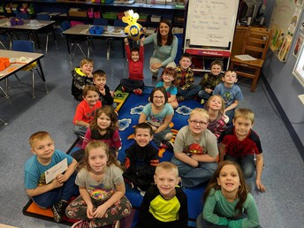 1st Grade - Ms. Shampine and Mrs. Lewis' Class