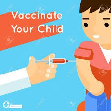 Update your child's vaccinations.