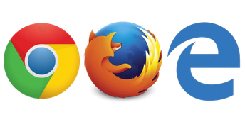 Recommended Web Browsers